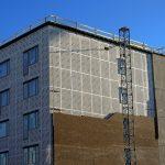 isolatie gebouw