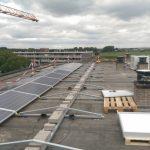 VvE W. Buninglaan te Waddinxveen zonnepanelen dak voorbereiding